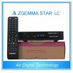 Melhor Preço grossista Zgemma Original Star LC SO Linux Enigma2 Caixa de cabo com um sintonizador DVB-C