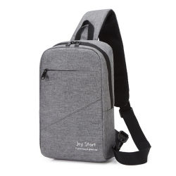 형식 핸드백은 어깨끈 메신저 가슴 부대 팩 우연한 부대를 방수 처리한다