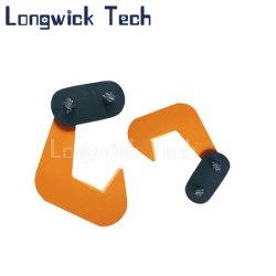 Chapa de aço única PDQ olhais de elevação horizontal a braçadeira de forjamento