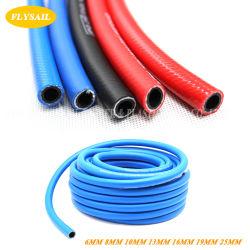 Renforcés en plastique haute pression de l'oxygène de l'Acétylène soudage Twin Tube d'air du flexible de coupe flexible PVC de pulvérisation d'injection avec le connecteur