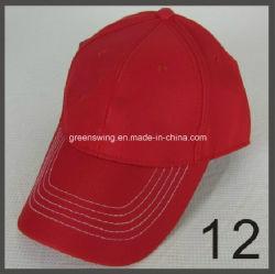熱い販売はロゴによって刺繍されるゴルフ帽を所有するためにカスタム設計する