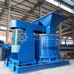 Planta de Processamento de areia e cascalho Stone máquina trituradora máquina de fabrico de areia vertical Máquinas para fabricação de Areia