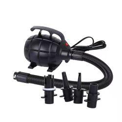 ملحقات المركب القابلة للانتفاخ مضخة الضغط التلقائية / المضخات الكهربائية / مضخة الهواء عالية الضغط / مضخة الهواء