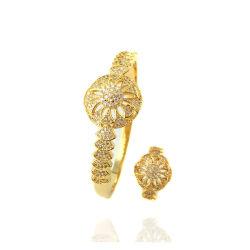Смотреть Bangle цветочного дизайна браслет женщин девочек мода Ювелирные изделия