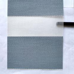 Fenêtre Décoration aveugle matériau polymère TB4 de Zebra tissu aveugle