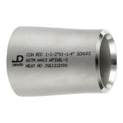 CRN/BV/ABS 承認の突合せ溶接パイプフィティッティッング同心円レジューサ