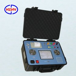 Automatischer 3-Phasen-Transformator, Drehungsverhältnis, Gruppentester/TTR-Variable Verhältnispolaritätsprüfer