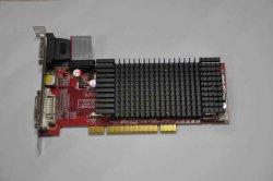 VideoKaart van de Steun PCI van het Profiel van Radeon HD5450 1GB DDR3 VGA/DVI/HDMI van Ati de Lage Hoge