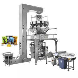 5g-200g 150 부대 또는 최소한도 수직 양식 충분한 양 물개 고속 식사 곡물은 기계 식품 포장 내뿜었다
