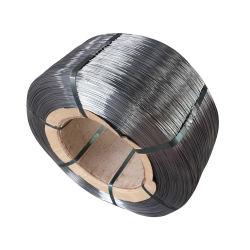 0,8 mm de alta calidad Ungalvanized-1.4resorte de alambre de acero al carbono de la manguera de aire