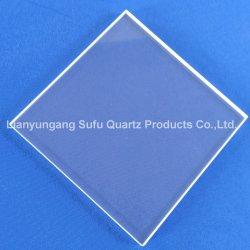 Hohe Purty Quarz-Glas-Substratfläche