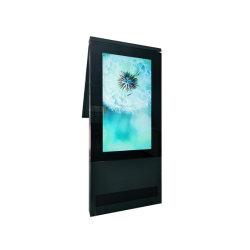"""중국 공장 공급 고품질 65 """" 지면 대 미디어 플레이어 디지털 Signage 토템 LCD 스크린 전시"""