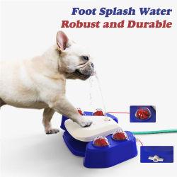 おかしいドッグ′ S フィート水供給ペットおもちゃ