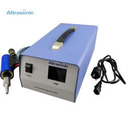 35K 800W Handmatige ultrasone puntlasmachine puntlassen voor Plastic en stof