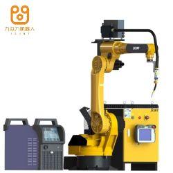 ロボット6軸線の産業溶接機ロボティックアームティグ溶接