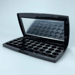 Kosmetisches bewegliches heißes wasserdichtes Luxuxpuder-bunter Augen-Schatten