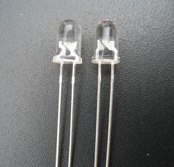 3mm/5mm/8mm/10mm Bullet Light Emitting Diode DIP LED