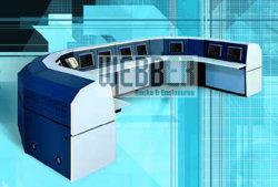 Metallsteuerpult-Monitor-Mitte (CC-CON)