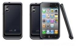 De androïde 2.2+OS Mobiele Telefoon A9000 van TV WiFi