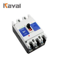 Kayal Free Sample 3 pôles, MCCB 400 AMP 800 ampères disjoncteur boîtier moulé 2000A