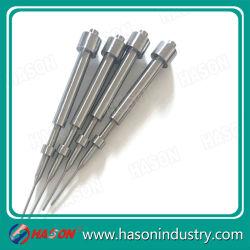 La alta precisión de piezas de molde de plástico de Custom-Made Pasadores de eyector&mangas