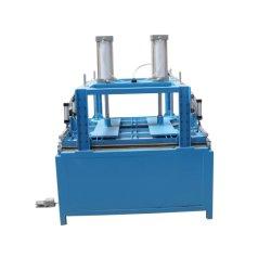 La almohada de máquinas de embalaje cojines y almohadas Pack comprimir, cojines mullidos comprimiendo los materiales de alta fuerza de compresión Dual-Chamber neumática