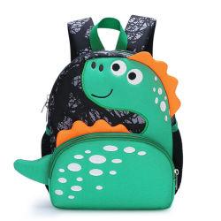 Comercio al por mayor de la escuela para niños Jardín de Infantes de dibujos animados de niño Bolsa Bolsa con arnés de seguridad pequeña mochila para niños