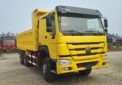 Precio reducido ampliamente utilizado HOWO 375HP 50ton Camión Volquete Carretilla de neumáticos de dimensiones de 12 a la venta
