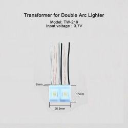 Des pièces plus légères électroniques l'étape jusqu'module onduleur transformateur haute tension