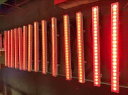 Outdoor 24PCS*3W à LED IP65 Projecteur mural pour l'étape la décoration