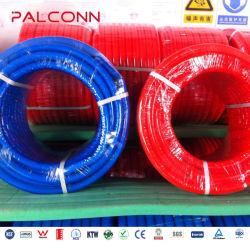 Venda de PE em cores quentes-Rt Pn 16 Tubo Plástico para o sistema de aquecimento de piso 16*2,0mm