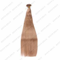 #27 U Кончик волос расширений высшего качества на заводе оптовые цены на кожу головы в полном объеме Weft лак для ногтей волос наконечника сопла