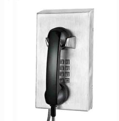 Eisenbahntunnel-industrielles Emergency robustes Shell-Gefängnis-Insasse-Gefängnis-Telefon