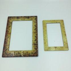 Kühlraum-Magnet-magnetische Foto-Rahmen-Kleber-Magnet-Förderung-Geschenk-Andenken