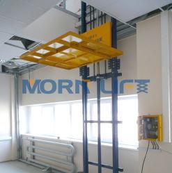 Tabela de elevador hidráulico do depósito de material de elevação e equipamentos de movimentação de cargas
