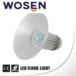 Eccellente luce ad alloggiamento alto LED COB da 100 W in alluminio