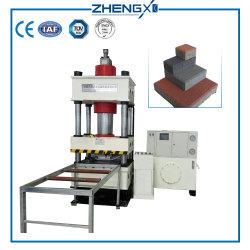 Prensa hidráulica la máquina de ladrillo por ladrillo Fire
