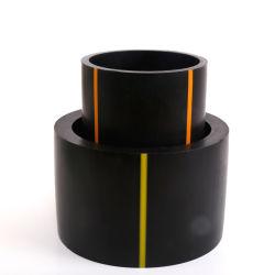 Jubo PE100 20-63mm Pn16 Preto Tubo Plástico Jardim do rolo de borracha de irrigação do tubo de HDPE