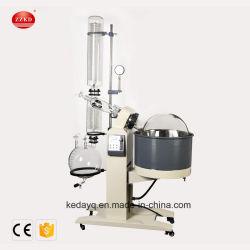 Verre de laboratoire 50L'évaporateur rotatif de distillation en continu