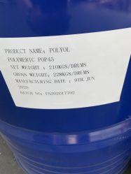 O Pop45%/25% de polímero líquido Resina Poliamina polímero orgânico