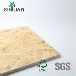 Водонепроницаемый 18мм OSB плата OSB древесины