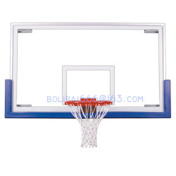 Ee.Uu. de la liga de baloncesto de la competición de cristal templado tablero