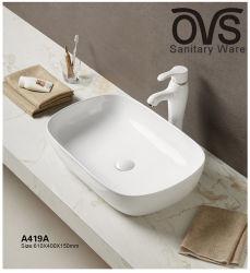 Salle de bains colorée moderne salle de bains du bassin de la vanité du Cabinet