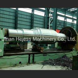 Forjar los rodillos de acero por parte de maquinaria de laminación en caliente