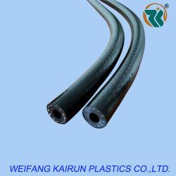 Гибкая черной резиновой смеси ПВХ высокого давления воды воздушные шланги опрыскивания ПВХ трубы