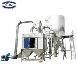 Centrífugo de lecho fluido químico atomizador
