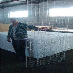 El arte Mostrar paneles de malla de alambre soldado con diseño de panel rejilla de alambre