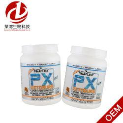 Het natuurlijk en kunstmatig Op smaak gebrachte Supplement van het Dieet van het Verlies van het Gewicht van Px Ketoburn