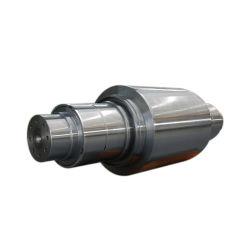 China Molde de OEM de fundición de piezas de forja Rodillos de acero de alta velocidad Molino de rodillo máquina laminadora rodillo de hierro fundido
