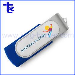 De epoxy Ovale Stok van het Geheugen van de Flits USB